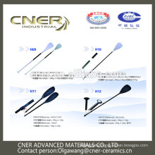Brand Cner Carbon Fiber 3k Kayak Paddle Blade matte finish,Cner composite LTD.
