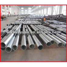 Elektrische Stahlsäulen