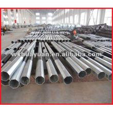 electrical steel pillars