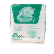 Hot Sale Super Absorbent Economic prevents leakage and wet back printed adult diaper