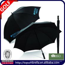 Paraguas de color sólido de 30 pulgadas 8ribs