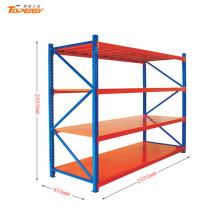 étagère de stockage de haute qualité d'entrepôt avec des bacs