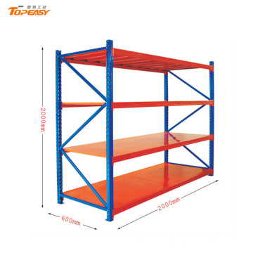 high quality warehouse storage shelf rack with bins
