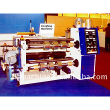 Span Market Best Seller Plastic Foil Roll Slitting Machine