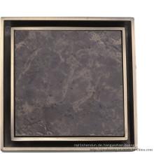 Quadratische Form Badezimmer Bodenablauf