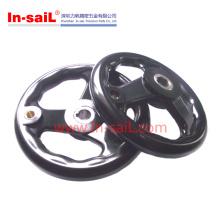 Round-Label Handrad Serie Maschinengriff