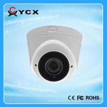 Nouveaux produits Image couleur à la nuit 1080P 2.0MP Dome Super Starlight IP POE Camera