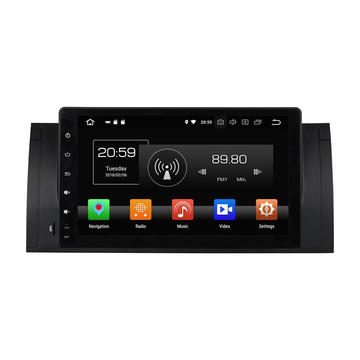 E39 1995-2003 car auto dvd player