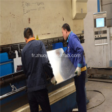 Custom Sheet Metal Fabrication Services de flexion