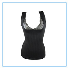 Ladie's Shapewear Body Shaper Corset Sin costura hecha
