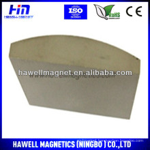 bread shape of SmCo rare earth magnet (ROHS)