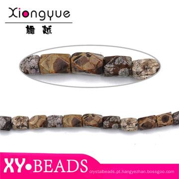 20MM misturado cor jóias artesanais de pedra imperador grânulos