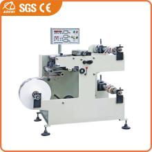 Máquina automática de corte e rebobinamento de etiquetas (DK-550)