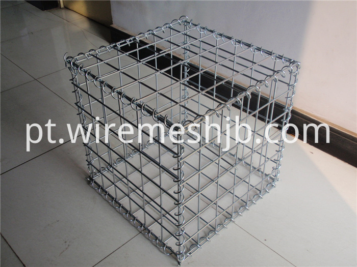 Welded Gabion Cage