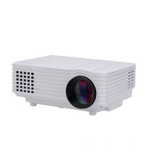 Dedi 7inch Large Screen LED Projector Multimedia 3D Projector