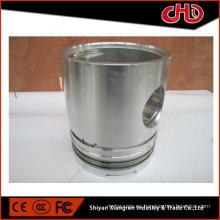 Tipo de motor diesel NT855 Pistón 3076811 3804336