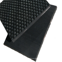 honeycomb stable horse mat silicone rubber mat roll factory custom directly sale