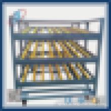Montagelinie Bequemer Durchfluss