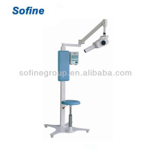 Mobile Dental-Röntgen-Einheit, Dental-Röntgen-Maschine Moving Type mit CE Röntgengerät Preis
