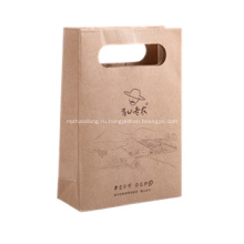 Paper Box Pouch With Euro Slot