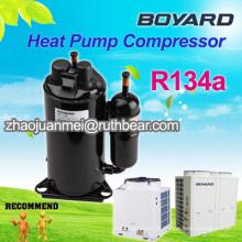Compresseur hermétique 12000 btu r134a pour systèmes de pompe à chaleur