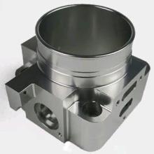 Traitement de pièces d'auto de centre d'usinage CNC