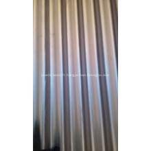 Feuille de toiture anti-corrosion MgO 100% sans amiante