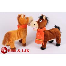 ICTI Audited Fábrica de caballo eléctrico de juguete
