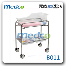 Chinese supplier Hospital baby cot bed prices B011
