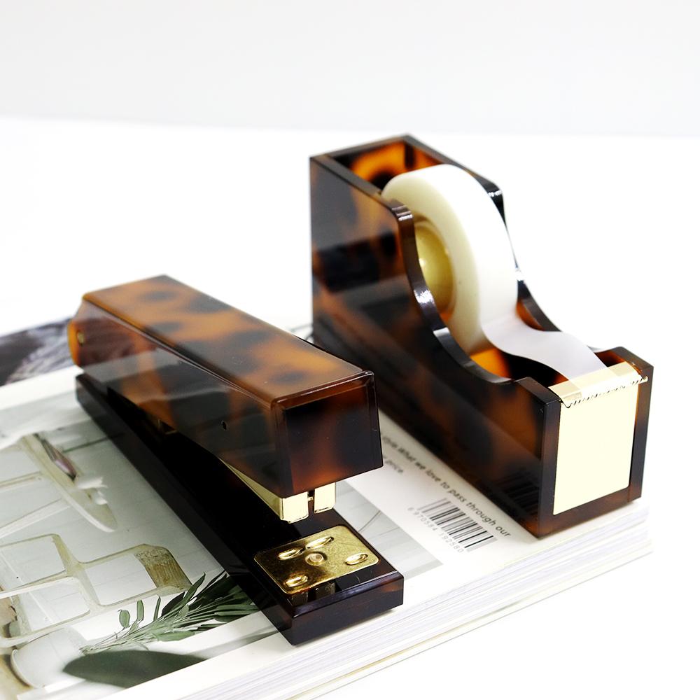 Acrylic Office Tape Dispenser