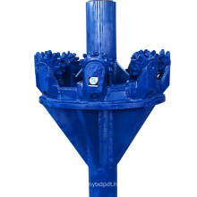 High quality well drilling 42 inch HDD rock reamers MT roller cone hole openers for directional drill