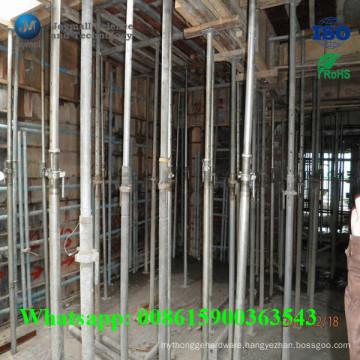 Used & New Adjustable Scaffolding System Jack Steel Prop Scaffold