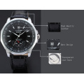 winner business style mechanical watch for men