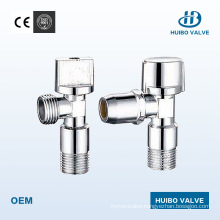 """Brass Angle 1/2"""" Inch Valve with Ce Certificate"""