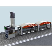 TCP-3 Auto Fahrrad Transit Schutz mit Kiosk