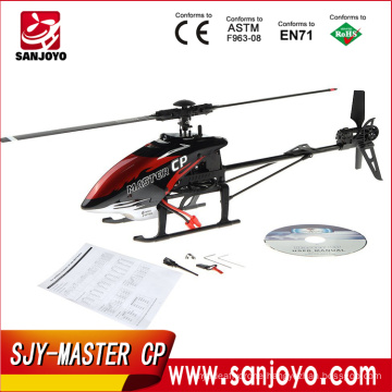 6ch Walkera Master CP Flybarless super 3d rc helicopter with GYRO with DEVO 7 latest 6-Axis