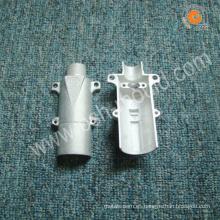 Productos de fundición a presión de aluminio.