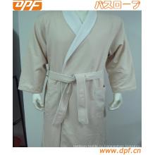 Двойной слой с махровым халатом для женщин