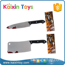 Plastic Fake Knife With Blood For Party Horror Tricky Toys
