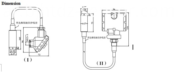 liquid level transmitter 0