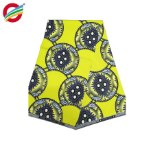 Pure polyester wholesale Tear-Resistant african wax print fabric