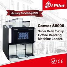 Super Automatic Bean to Cup Coffee Vending Machine