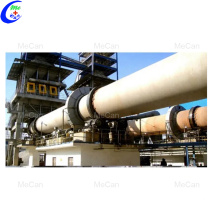 Hot sale drum dryer gypsum powder production line