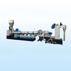 PS ABS pelletizing recycling machine