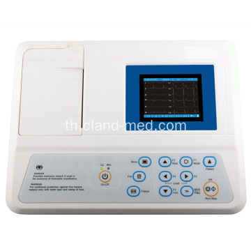 Medical Electrocardiograph (ECG) 3-Channel