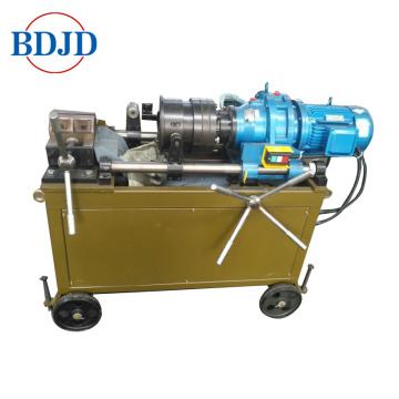 Automatik Thread Rod Pipe Thread Rolling Machine