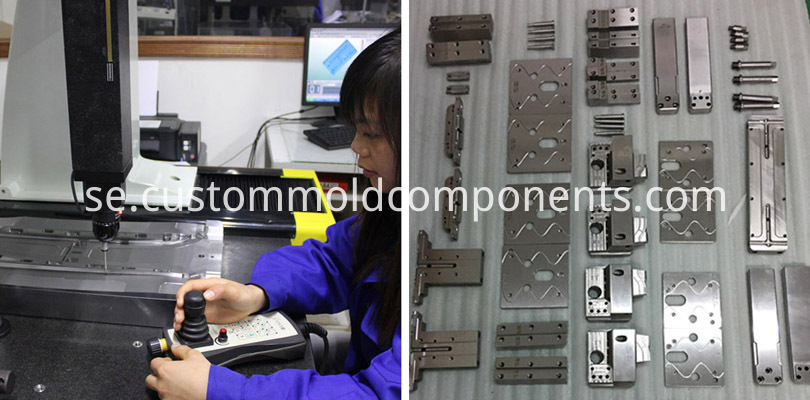Custom Mold Components