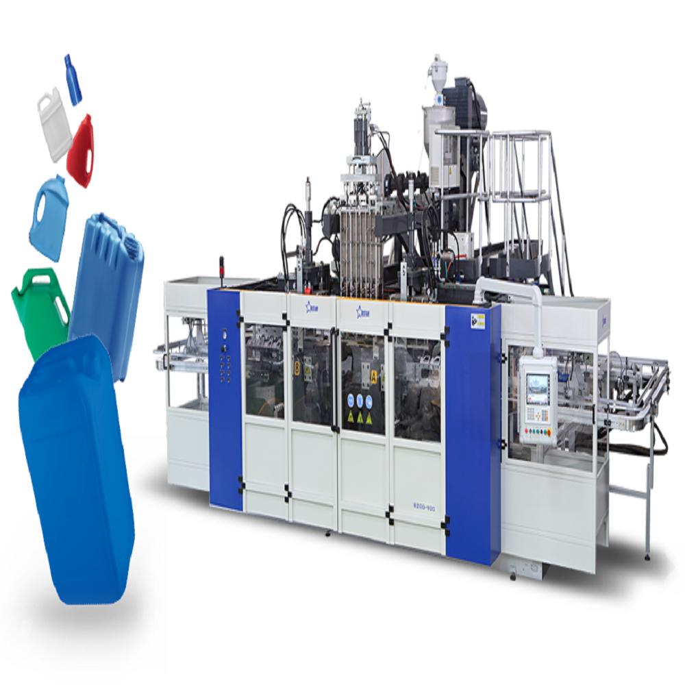 Transparent Line Blow Moulding Machine