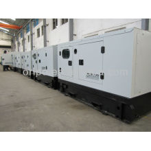 super silent 30kva diesel genset with low price