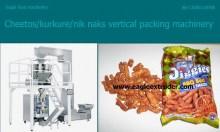 Sell food vertical packaging machinery